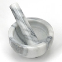 accessories mortar and pestle