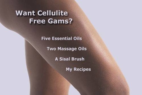 cellulite free gams